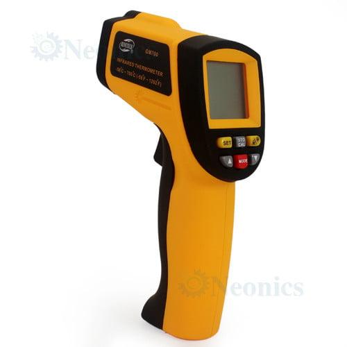 เครื่องวัดอุณหภูมิอินฟราเรด (Infrared Thermomete) BeneTech รุ่น GM700