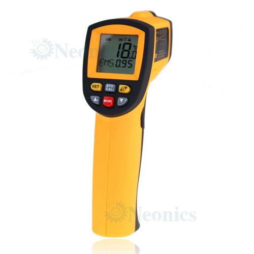 เครื่องวัดอุณหภูมิอินฟราเรด (Infrared Thermometer) BeneTech รุ่น GM900