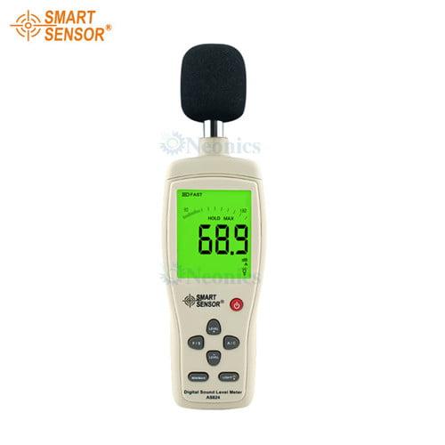เครื่องวัดเสียง SmartSensor รุ่น AS824