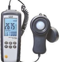 เครื่องวัดแสง LED Lux Meter รุ่น DT-3809 จาก CEM