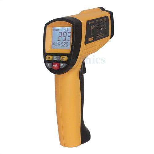 เครื่องวัดอุณหภูมิอินฟราเรด เทอร์โมมิเตอร์ (Infrared Thermometer) รุ่น GM1150A