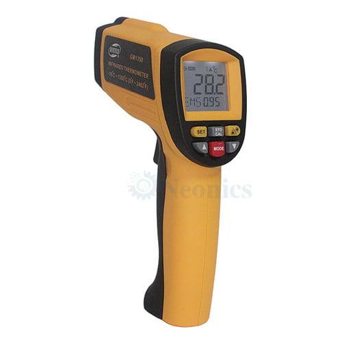 เครื่องวัดอุณหภูมิอินฟราเรด (Infrared Thermometer) Benetech รุ่น GM1350