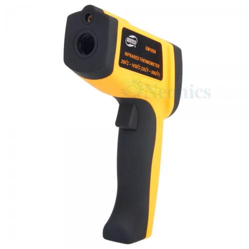 เครื่องวัดอุณหภูมิอินฟราเรด (Infrared Thermometer) Benetech รุ่น GM1650