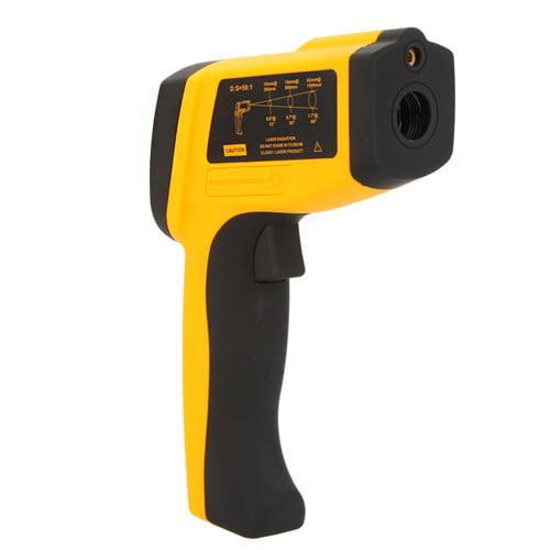 เครื่องวัดอุณหภูมิอินฟราเรด (Infrared Thermometer) Benetech รุ่น GM1651