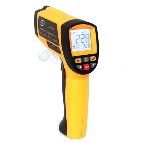 เครื่องวัดอุณหภูมิอินฟราเรด (Infrared Thermometer) Benetech รุ่น GM2200