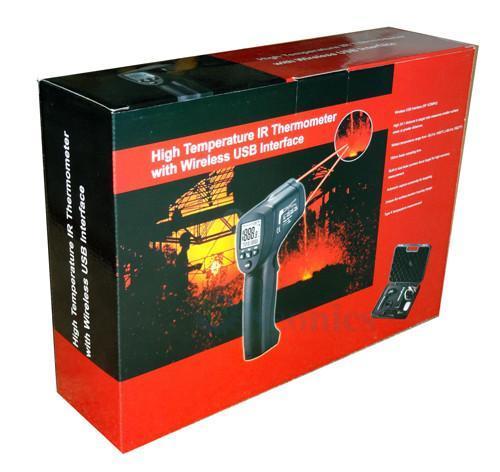 เครื่องวัดอุณหภูมิอินฟราเรด 2 in 1 Infrared Thermometer and Thermocouple รุ่น DT-8856