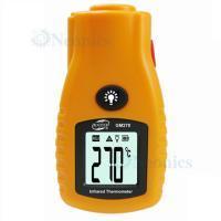 เครื่องวัดอุณหภูมิแบบอินฟราเรด (Infrared Thermometer) จาก BeneTech รุ่น GM270