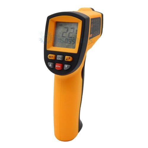 เครื่องวัดอุณหภูมิอินฟราเรด (Infrared Thermomete) BeneTech รุ่น GM500