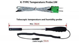 เครื่องวัดอุณหภูมิ ความชื้น Thermo Hygrometer รุ่น AS847