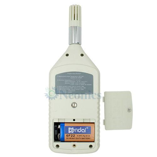 เครื่องวัดอุณหภูมิ ความชื้น Thermo Hygrometer รุ่น GM1360A