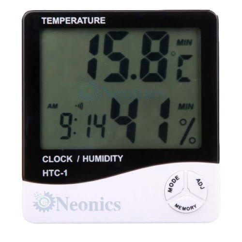 เครื่องวัดอุณหภูมิ ความชื้น Thermo Hygrometer รุ่น HTC-1