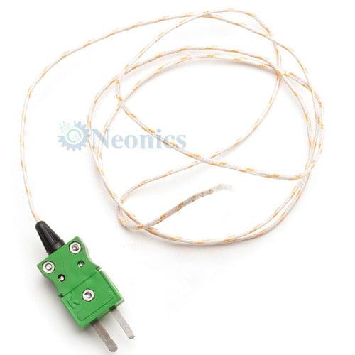 โพรบวัดอุณหภูมิเทอร์โมคัปเปิ้ล (Thermocouple Probe) รุ่น HI766F1