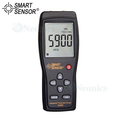 เครื่องวัดความหนาอัลตร้าโซนิค SmartSensor รุ่น AS850