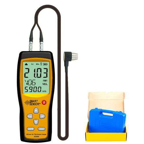 เครื่องวัดความหนาอัลตร้าโซนิค SmartSensor รุ่น AS860