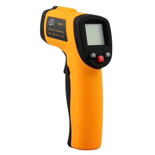 เครื่องวัดอุณหภูมิแบบไม่สัมผัส (อินฟราเรด) BeneTech รุ่น GM300
