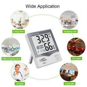 เครื่องวัดอุณหภูมิ ความชื้นแบรนด์ SmartSensor รุ่น AR807