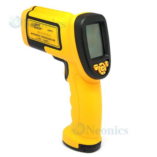 เครื่องวัดอุณหภูมิ Infrared Thermometer แบรนด์ SmartSensor รุ่น AS872