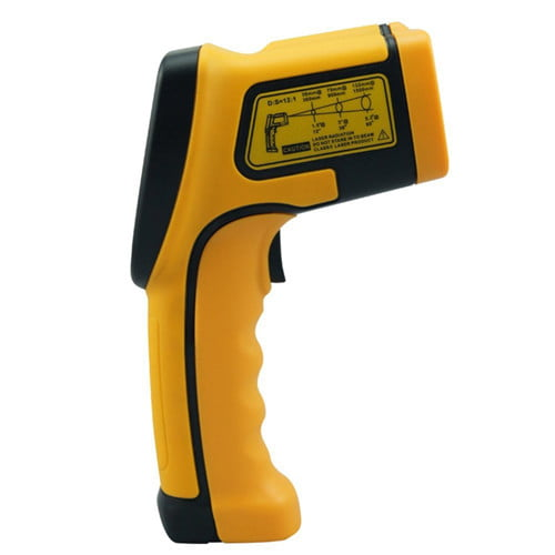 เครื่องวัดอุณหภูมิ Infrared Thermometer แบรนด์ SmartSensor รุ่น AS852B
