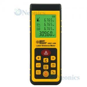 เครื่องวัดระยะเลเซอร์ Laser Distance Meter แบรนด์ SmartSensor รุ่น AS871