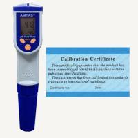 เครื่องวัดคุณภาพน้ำ pH ORP EC TDS Salt Meter รุ่น AMT03R