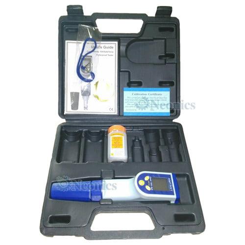 เครื่องวัดคุณภาพน้ำ EC TDS Salt Meter รุ่น AMT02