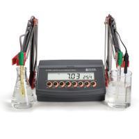 เครื่องวัด pH ORP ISE EC TDS NaCl Temperature จาก Hanna รุ่น HI2550