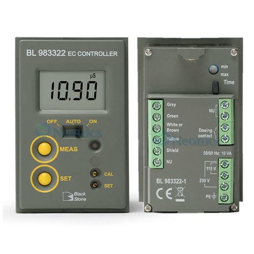 เครื่องวัดและควบคุมค่าความนำไฟฟ้า EC Controller รุ่น BL983322-1