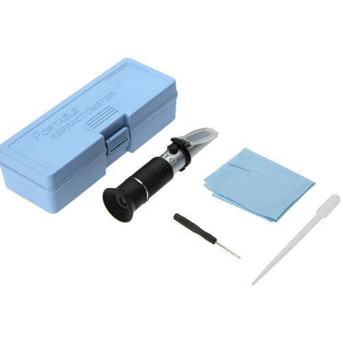 เครื่องวัดความหวาน Brix Refractometer 0-50Brix