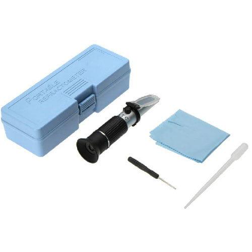 เครื่องวัดความหวาน Brix Refractometer 0-90Brix