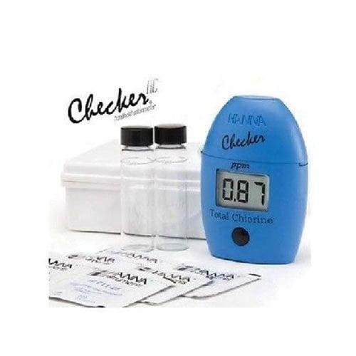เครื่องวัดคลอรีน (Chlorine Meter) Hanna รุ่น HI 701 สำหรับ Free Chlorine