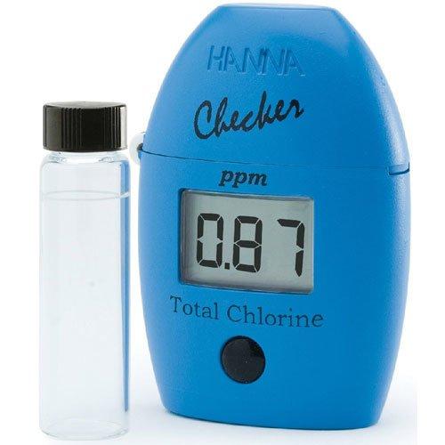 เครื่องวัดคลอรีน (Chlorine Meter) Hanna รุ่น HI 711 สำหรับ Total Chlorine