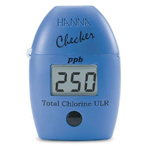 เครื่องวัดคลอรีน (Chlorine Meter) Hanna รุ่น HI 761 Ultra Low Range