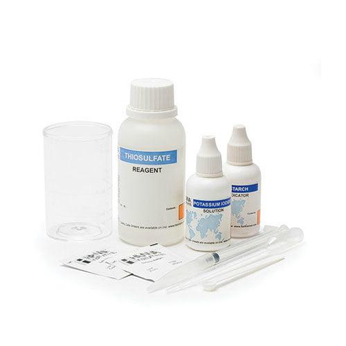 ชุดทดสอบคลอรีนรวม Total Chlorine รุ่น HI38023