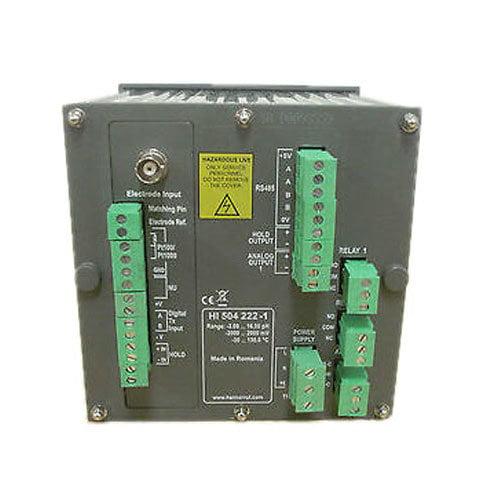 เครื่องวัดและควบคุมค่ากรดด่าง pH ORP Digital Controller HI504222-2