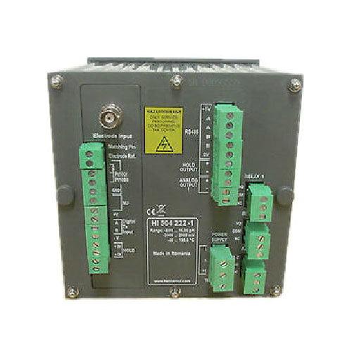 เครื่องวัดและควบคุมค่ากรดด่าง pH ORP Digital Controller HI504224-2