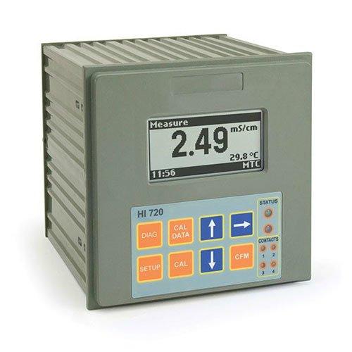 เครื่องวัดและควบคุมค่าความนำไฟฟ้าในน้ำ EC Controller รุ่น HI720122-2