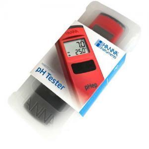 เครื่องวัดค่าความเป็นกรด ด่าง PH Meter จาก Hanna รุ่น HI98107