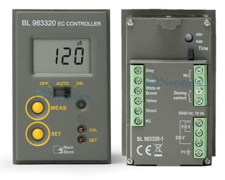 เครื่องวัดและควบคุมค่าความนำไฟฟ้า EC Controller รุ่น BL983320-1
