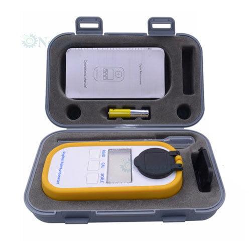เครื่องวัดความชื้น-ความหวานน้ำผึ้ง Honey Moisture แบบดิจิตอลรุ่น DR301