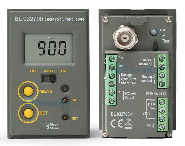 เครื่องวัดและควบคุมค่า ORP Controller รุ่น BL932700-1 Recorder Output
