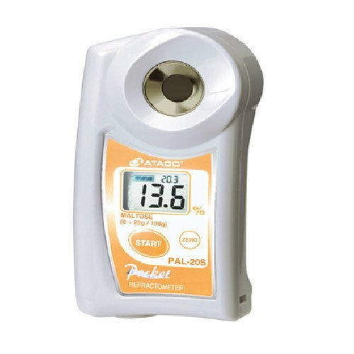 เครื่องวัดน้ำตาลมอลโทส Maltose Refractometer แบบดิจิตอลรุ่น PAL-20S