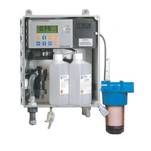 เครื่องวัดและควบคุมคลอรีน Chlorine Analyzer Controller รุ่น PCA310