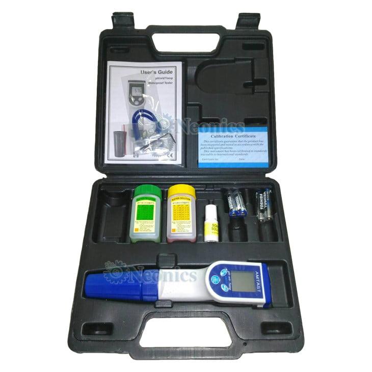 เครื่องวัดค่าความเป็นกรด ด่าง PH Meter รุ่น AMT01 แบรนด์ AMTAST