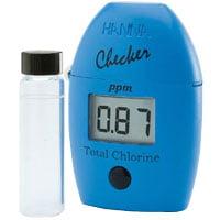 วัด Total chlorine