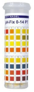 กระดาษลิตมัสวัดค่า pH ชนิด 4แถบวัดแบบ tube ย่าน 0-14pH แบรนด์ MN
