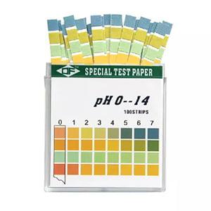 กระดาษลิตมัส 0-14pH
