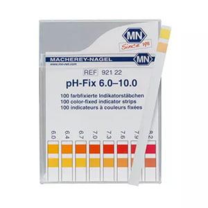 กระดาษลิตมัส กระดาษวัดค่า pH Litmus Paper ย่าน 6.0-10.0pH แบรนด์ MN92122