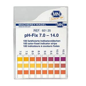 กระดาษลิตมัส กระดาษวัดค่า pH Litmus Paper ย่าน 7.0-14.0pH แบรนด์ MN92125
