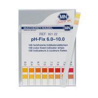 กระดาษลิตมัสวัดค่า pH ชนิด 2แถบวัดย่าน 6.0-10.0pH แบรนด์ MN