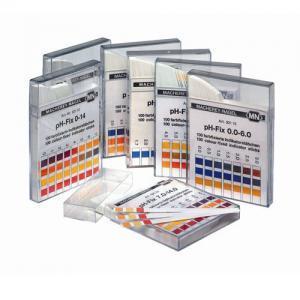 กระดาษลิตมัสวัดค่า pH ชนิด 3แถบวัดย่าน 4.5-10.0pH แบรนด์ MN